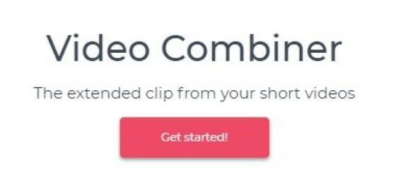 Cara Menggabungkan Beberapa Video Online 74bd2