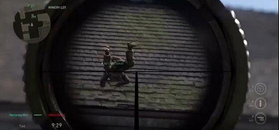 Sniper Crawl E081f