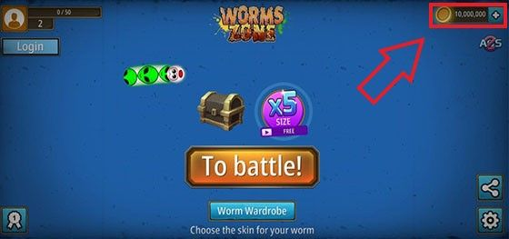 Download Cheat Game Cacing 0a817