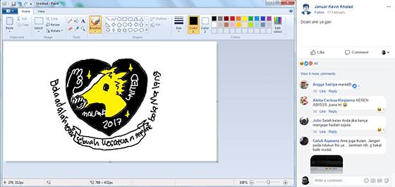 Lelucon Logo Madura United 8