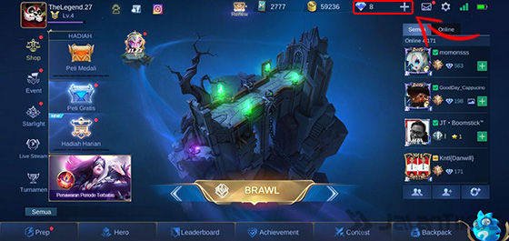 Cara Top Up Diamond Mobile Legends Google Play 03 Dff4a