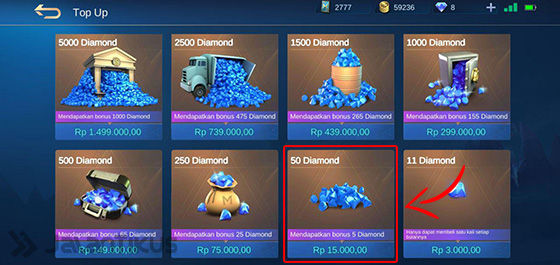 Cara Top Up Diamond Mobile Legends Google Play 04 56e47
