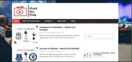 Website Live Streaming Bola 2b55c