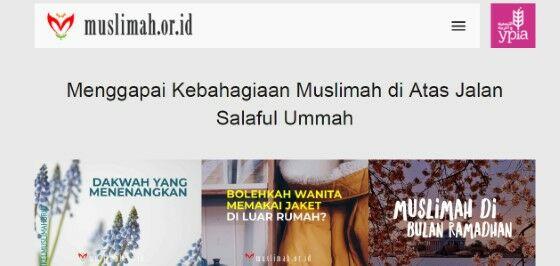 Muslimah B5da3