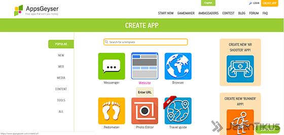 Cara Membuat Aplikasi Android Appsgeyser 02 Cd625