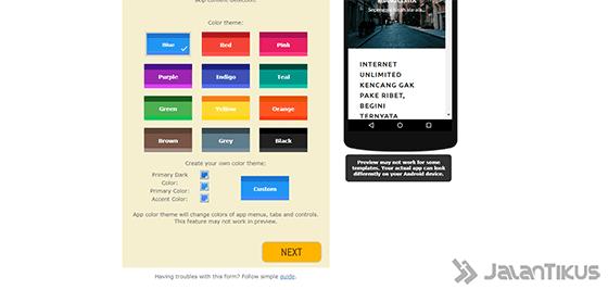 Cara Membuat Aplikasi Android Appsgeyser 04 0be6d