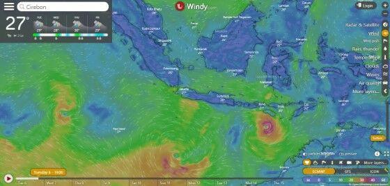Aplikasi Perkiraan Cuaca 8913f
