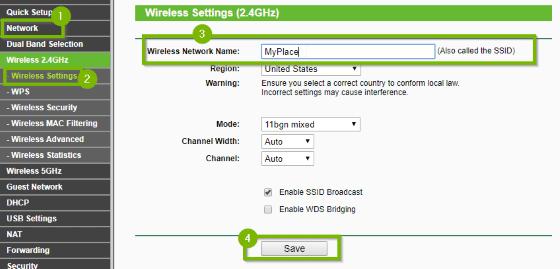 Cara Menyeting Router Tp Link B5904