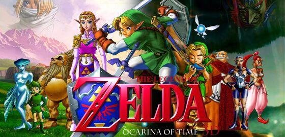 Legend Of Zelda The Ocarina Of Time 1b0a8