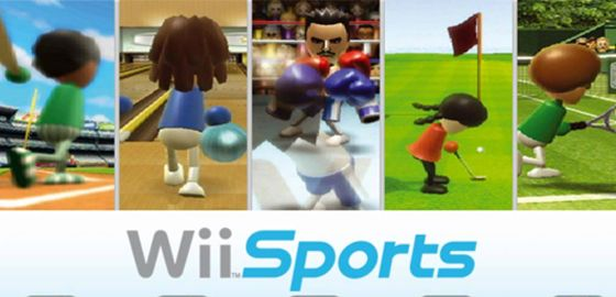Wii Sports D775a