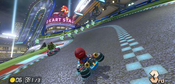 Mario Kart 8 5c280