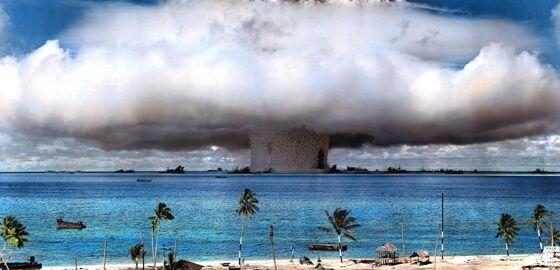 Bikini Atoll E4314
