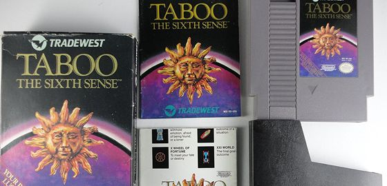 Taboo The Sixth Sense 2a865