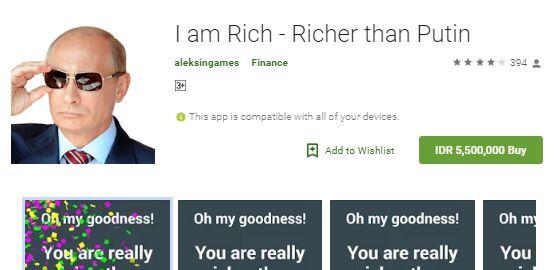 I Am Rich Than Putin App F6bcc