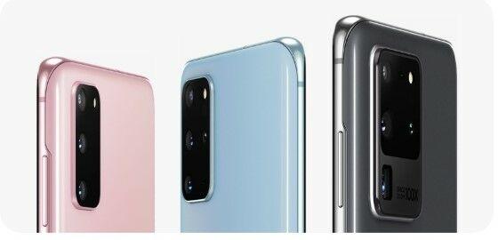 Samsung Galaxy S20 Harga Spesifikasi Terbaru 2020 Baterai Custom 2d211