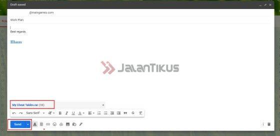 Cara Mengirim File Dari Laptop 8d5ed