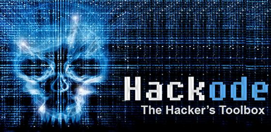 Hackode Aplikasi Hacking Android 1