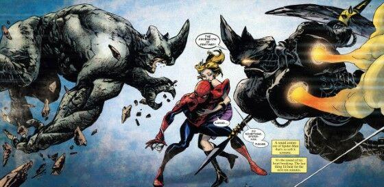 Musuh Spiderman Terkuat 1 79499