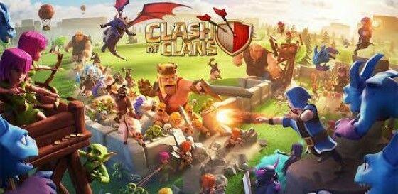 Clash Of Clans Banner Af099
