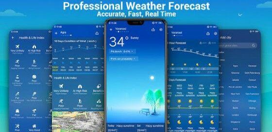 Weather Forecast 777f4