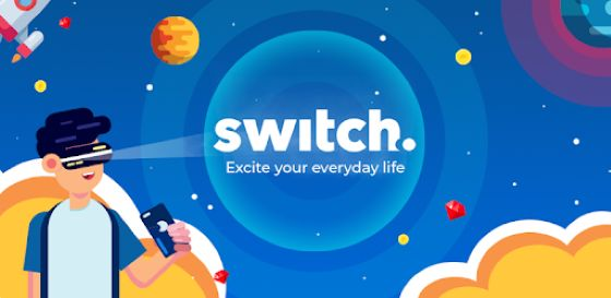 Paket Switch Mobile C8080