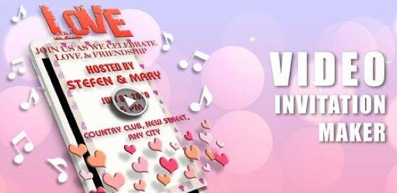 Download Video Invitation Maker A3c10