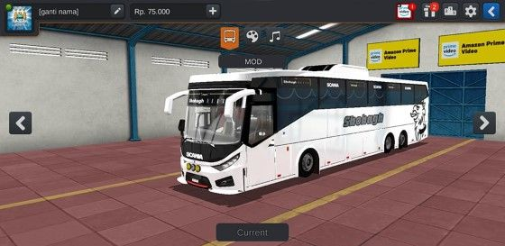MOD BUSSID SKS Scania K410iB Multi Axle By Fahmi Auvro 86751