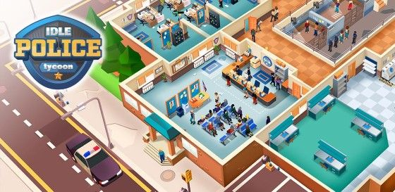 Download Idle Police Tycoon Mod Apk C4701