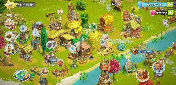Family Island Mod Apk 2021 22a41