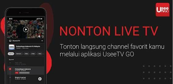 Aplikasi Live Streaming Bola Terbaik Usee Tv Go 579a5
