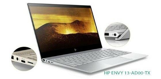 HP Envy 13 AD00 TX Custom B723c