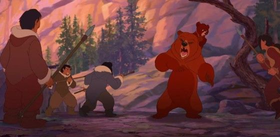 Disney Underrated Brother Bear 2003 Custom Ca58c