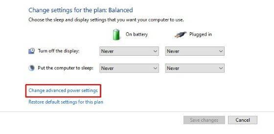 Cara Kalibrasi Baterai Laptop Acer 17d5a