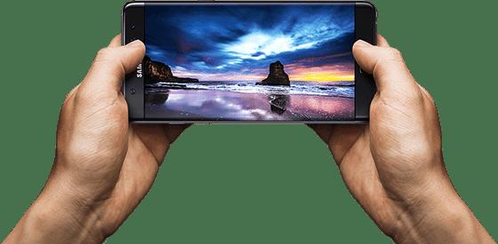 Phablet Android Terbaik Samsung Galaxy Note 7 Edge