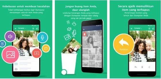 Aplikasi Recycle Bin Dumpster 1f0f2