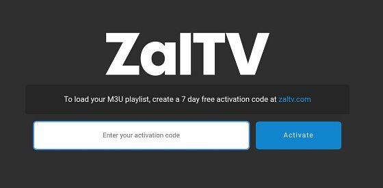 Kode ZalTV 2 0f792