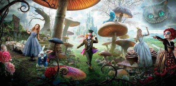 Alice In Wonderland Custom 27041