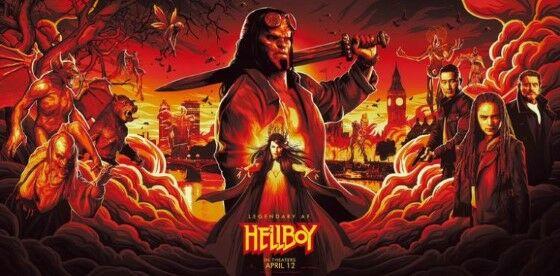 Hellboy D2393
