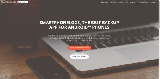 Aplikasi Smartphonelogs 0 587df