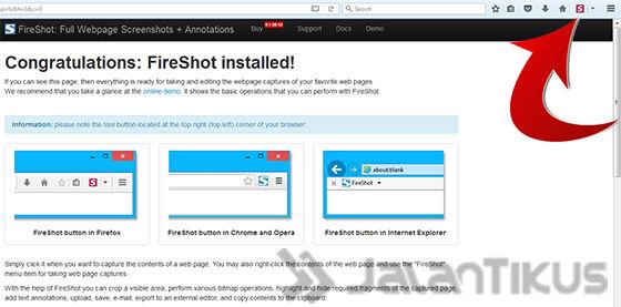 Full Web Page Screenshots