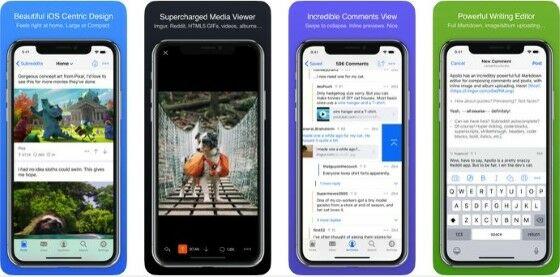 Aplikasi Iphone Apollo For Reddit Custom 8b192