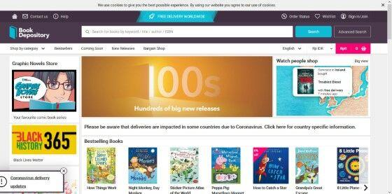 Toko Buku Online Terlengkap 1fae2