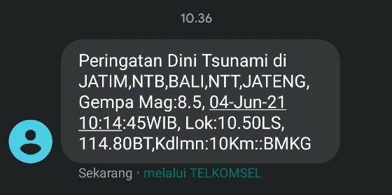 Bmkg Gempa C315c