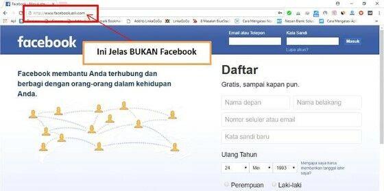 Phising Facebook 8dd2b