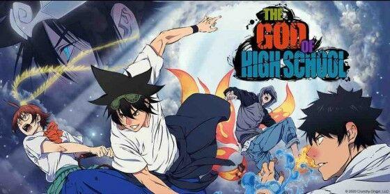 Nonton Anime The God Of High School Episode 1 Sub Indo 77dfd