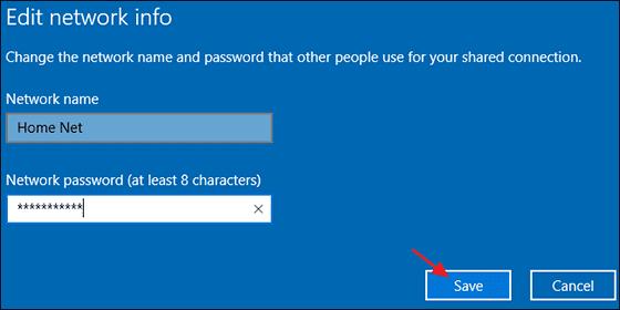 Menjadikan Laptop Menjadi Hotspot Wifi Di Windows 10 4