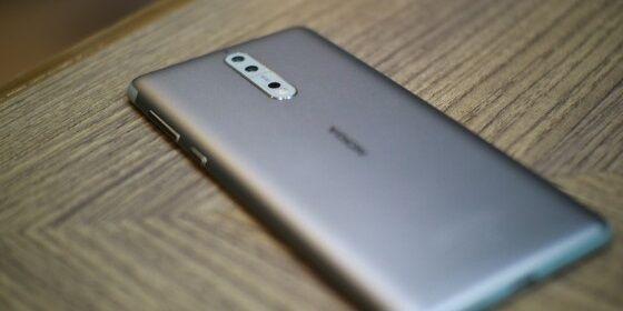 Review Nokia 8 3 90e27