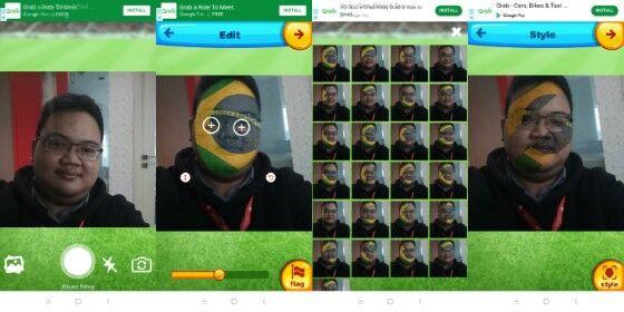 FOOTBALL 2018 5 Aplikasi Edit Foto Tema Piala Dunia Harus Kamu Coba F42dd