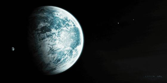 Planet Layak Huni Seperti Bumi 3 449a9