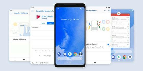 Hp Yang Mendapat Update Android Pie 2 919f4